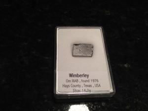 Texas Meteorite